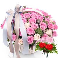 꽃바구니 (꽃행복348호)